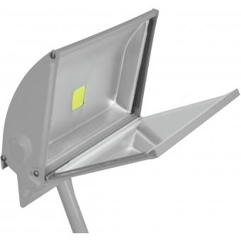 EUROLITE LED KKL-50 Floodlight 4100K silver #4