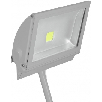 EUROLITE LED KKL-50 Floodlight 4100K silver #5