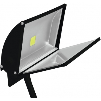 EUROLITE LED KKL-50 Floodlight 4100K black #4