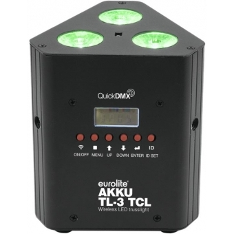EUROLITE AKKU TL-3 TCL Trusslight QuickDMX #4