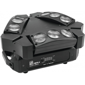 EUROLITE LED Mini MFX-4 Beam Effect