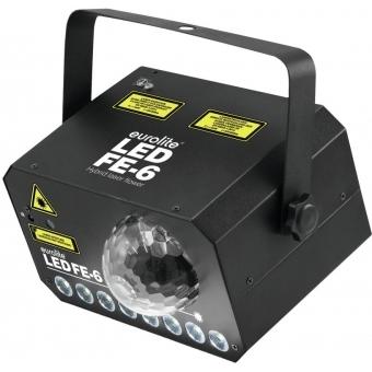 EUROLITE LED FE-6 Hybrid Laser Flower #2