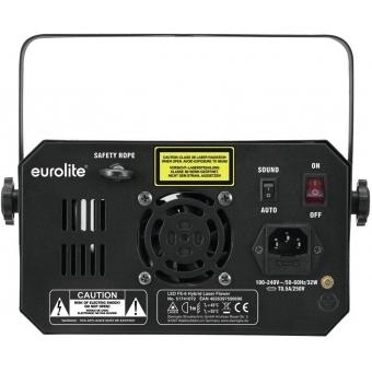EUROLITE LED FE-6 Hybrid Laser Flower #3
