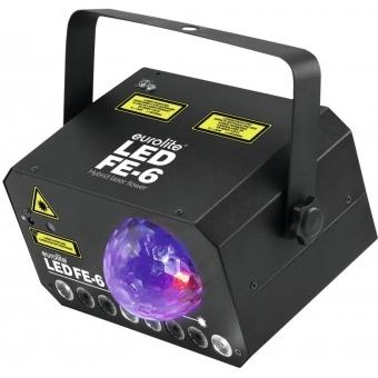 EUROLITE LED FE-6 Hybrid Laser Flower #5