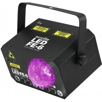 EUROLITE LED FE-6 Hybrid Laser Flower #6