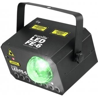EUROLITE LED FE-6 Hybrid Laser Flower #7