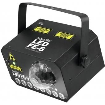 EUROLITE LED FE-6 Hybrid Laser Flower #8