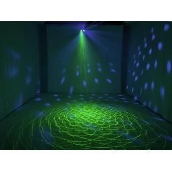 EUROLITE LED FE-6 Hybrid Laser Flower #11