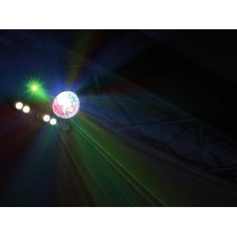 EUROLITE LED FE-6 Hybrid Laser Flower #15