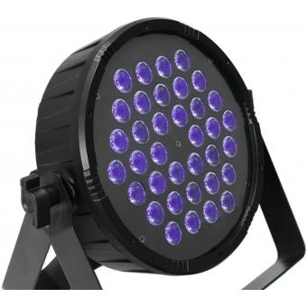 EUROLITE LED SLS-360 UV 36x1W Floor #4