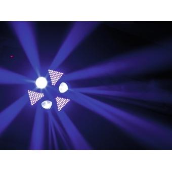 EUROLITE LED Flash Flower #5