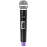 OMNITRONIC UHF-100 Handheld Microphone 863.1MHz (purple)