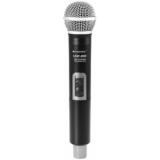 OMNITRONIC UHF-100 Handheld Microphone 864.1MHz (grey)
