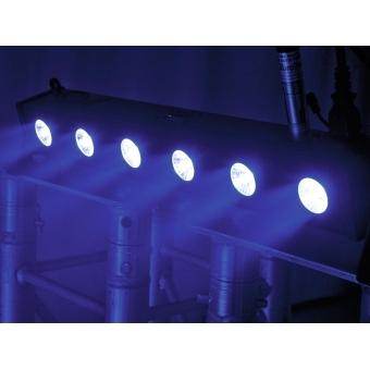 EUROLITE LED BAR-6 QCL RGBA Bar #7