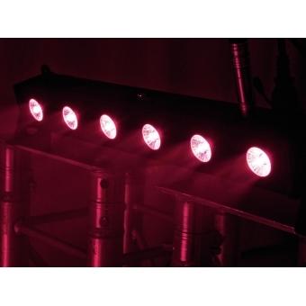EUROLITE LED BAR-6 QCL RGBW Bar #9