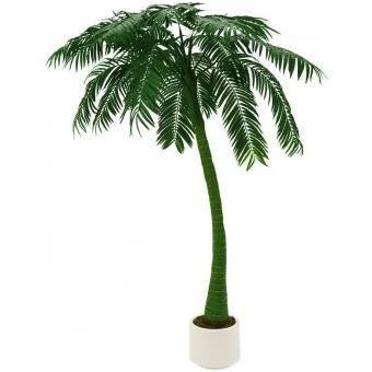 EUROPALMS Palm, 1 trunk, artificial plant, 300cm, green