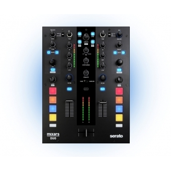 MIXARS DUO Professional 2 Channel Battle Mixer for Serato DJ #2