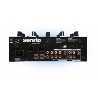 MIXARS DUO Professional 2 Channel Battle Mixer for Serato DJ #3