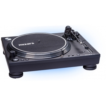 MIXARS LTA High Torque Scratch turntable with Straight-ARM