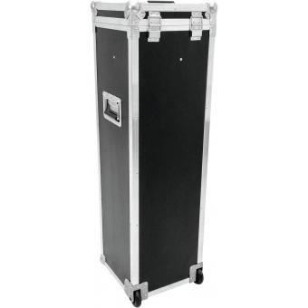 ROADINGER Flightcase 4x Microphone Stand #2