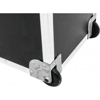 ROADINGER Flightcase 4x Microphone Stand #5