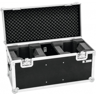 ROADINGER Flightcase 2x LED TMH-X1 Moving-Head Beam #3