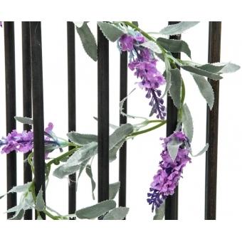 EUROPALMS Flowering Garland, pink,180 cm #2