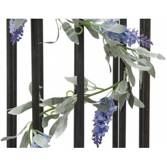 EUROPALMS Flowering Garland, blue, 180 cm #2