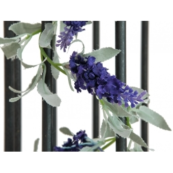 EUROPALMS Flowering Garland, violet, 180 cm #2