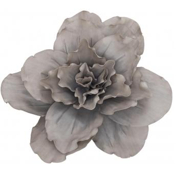 EUROPALMS Giant Flower (EVA), beige grey, 80cm #2
