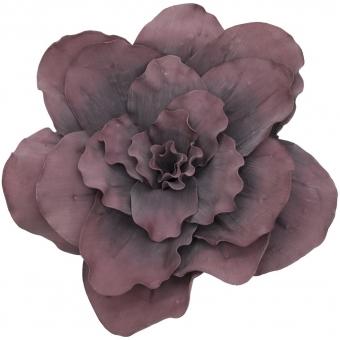 EUROPALMS Giant Flower (EVA), old rose, 80cm #2