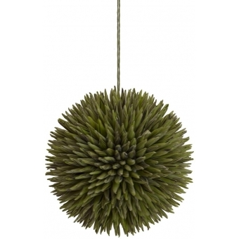 EUROPALMS Succulent Ball (EVA), artificial plant, green, 20cm
