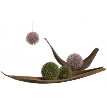 EUROPALMS Succulent Ball (EVA), pink, 20cm #2