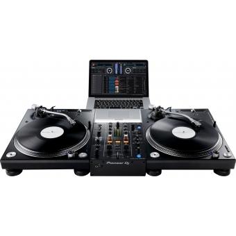 Mixer DJ Pioneer DJM-450 + CADOU U8126SL LAPTOP MESSENGER BAG #5