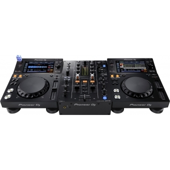 Mixer DJ Pioneer DJM-450 + CADOU U8126SL LAPTOP MESSENGER BAG #6