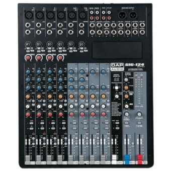 Mixer DAP-Audio GIG-124CFX #2