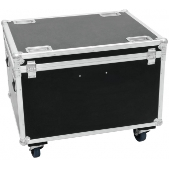 ROADINGER Flightcase 4x LED THA-100F/THA-120PC with wheels #2