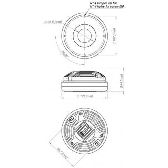 ND3ST HF high output Neodymium Driver #2