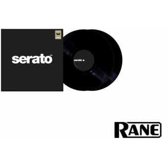 Rane Serato Scratch Vinyl Performance black (set 2 buc)