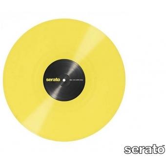 "Rane Serato Control Vinyl pastel-yellow (2LP)-12"" Pastel-Series #2"