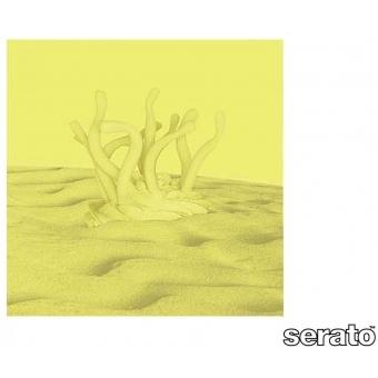 "Rane Serato Control Vinyl pastel-yellow (2LP)-12"" Pastel-Series #3"