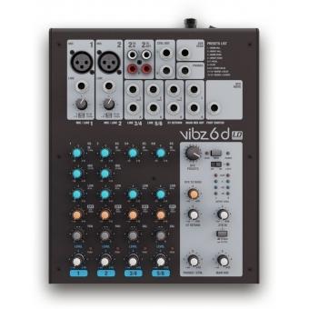 Mixer LD Systems VIBZ 6D 6 canale+DFX #2