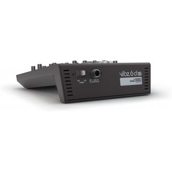 Mixer LD Systems VIBZ 6D 6 canale+DFX #4
