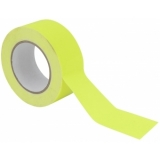 ACCESSORY Gaffa Tape 50mm x 25m neon-yellow uv active