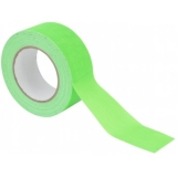 ACCESSORY Gaffa Tape 50mm x 25m neon-green UV-active