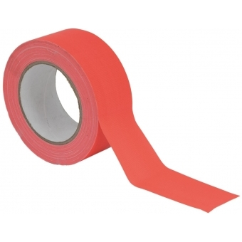 ACCESSORY Gaffa Tape 50mm x 25m neon-orange UV-active
