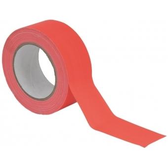 ACCESSORY Gaffa Tape 50mm x 25m neon-orange UV-active