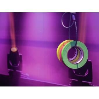 ACCESSORY Gaffa Tape 19mm x 25m neon-yellow UV-active #5