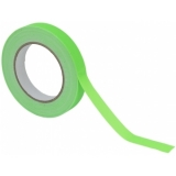 ACCESSORY Gaffa Tape 19mm x 25m neon-green UV-active