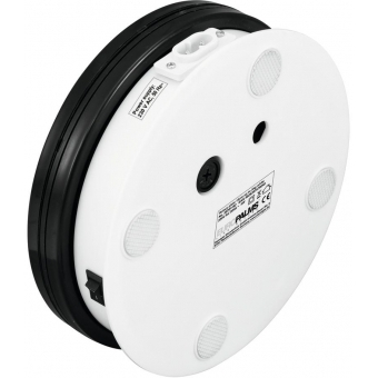 EUROPALMS Rotary Plate 15cm up to 5kg white #2